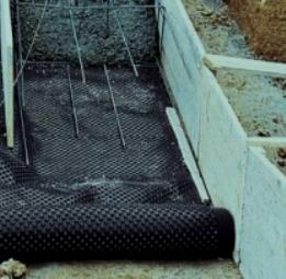 гидроизоляционная пленка для фундамента