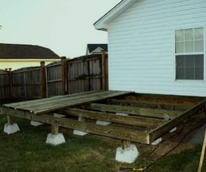 Фундамент для пристройки к дому * Строительство и ремонт