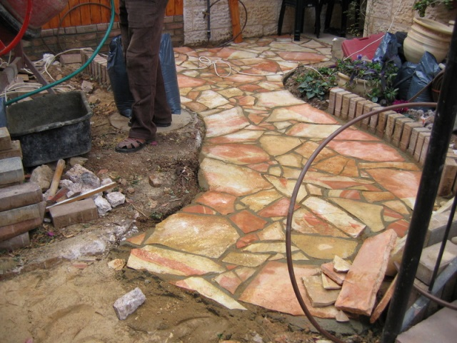 Применение натурального камня