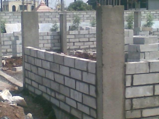 Преимущества строительных блоков