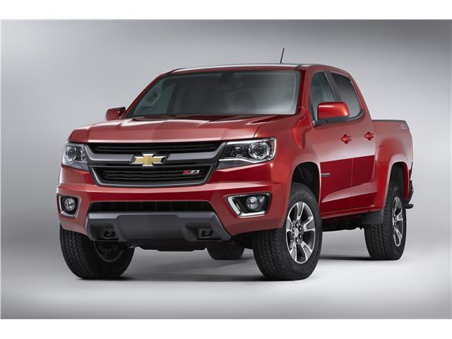Chevrolet Colorado метит в спортсмены