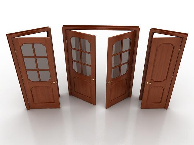 Знакомство с миром межкомнатных дверей