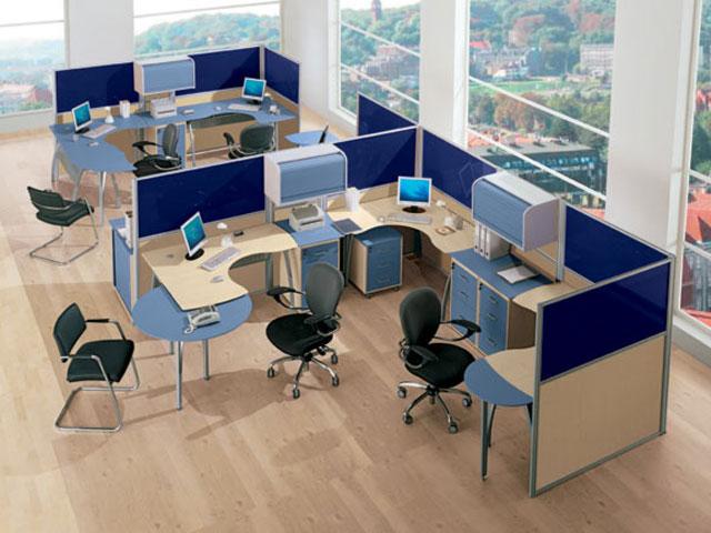 Секреты офисных перегородок