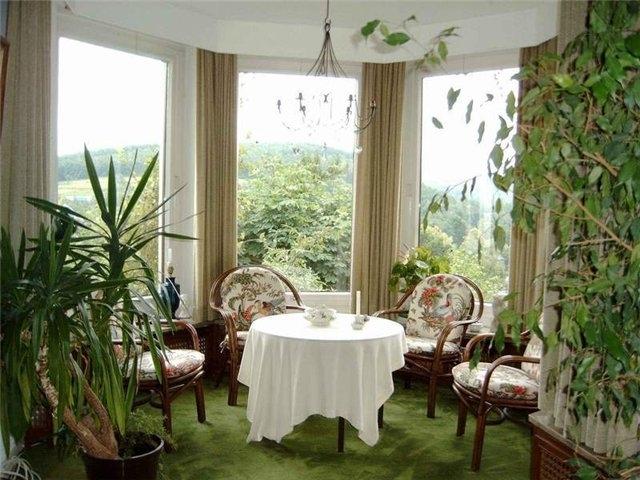 Тропический стиль - райский уголок в доме