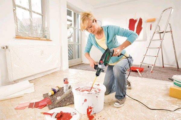 Как подготовиться к ремонту в квартире