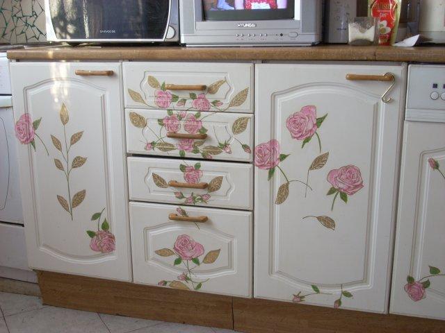 Выгодное обновление старой мебели