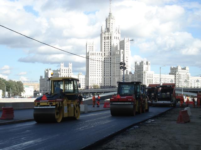 """Строительство дорог с """"АсфальтСтрой"""""""