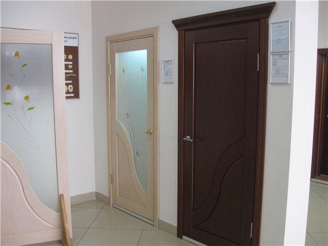 Выбор дверей ПВХ для вашего жилья