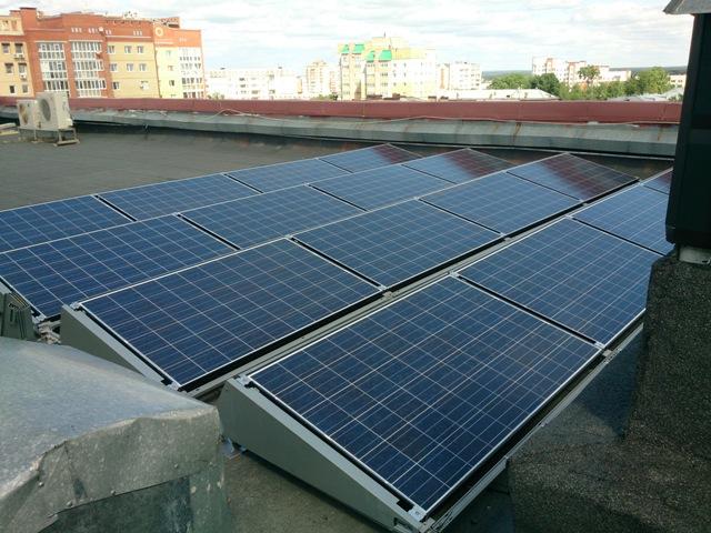 Солнечные электростанции сетевого типа – общая информация